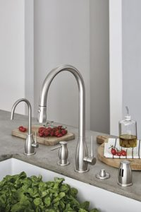 (Huntington Beach, CA, July 7, 2016) California Faucets Introduces The  Italian Inspired Rosolina Series Kitchen Faucet, Part Of The Companyu0027s  Award Winning ...