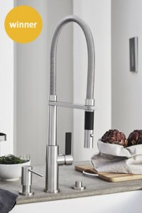 ... California Faucets Is The Proud Recipient Of The Coveted Interior  Design Best Of Year (BoY) Awards. This Year, The Corsano™ Culinary Pull Out  Kitchen ...